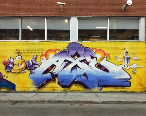 Axe in St-Henri
