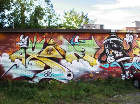 Axe in Sherbrooke