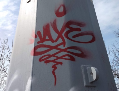 tag by Axe Lalime
