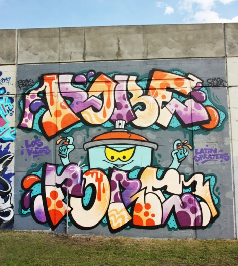 Keos's wall for Festival de Canes