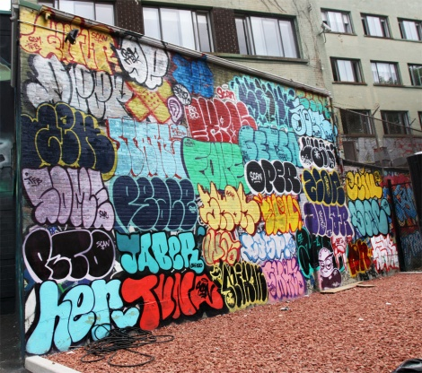 wall of flops from the Time Is Gold production featuring Zek, Stare, Deep, Pito, Her, Fone, Jaber, Axe, Some, SKor, Tuna, Oper, Getsa, Zion, Dolar, Casp, Smak, Morz, Peace, Expos, Nixon and many others