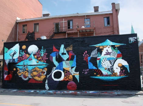 collaboration between SBU One and MSHL for the 2017 edition of the Under Pressure graffiti festival