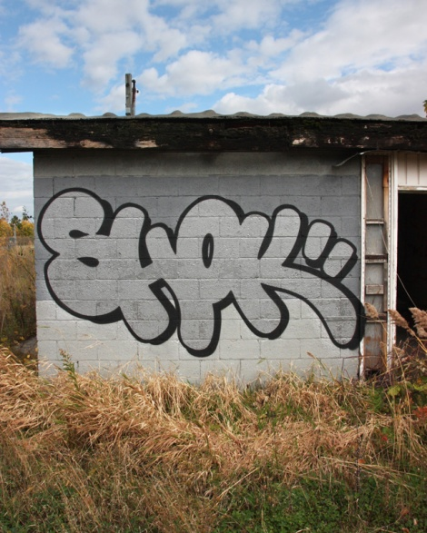 Shok in a non-urban area of Montreal