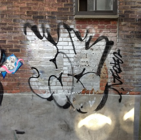 throw by Shok in Mile End