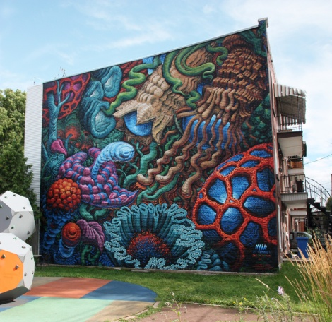 Botkin mural for Mu in Verdun