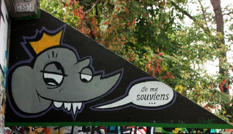 Tribute to Scaner by Pest at the Rouen legal graffiti tunnel