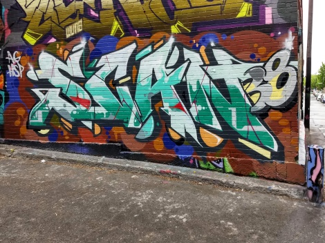 tribute to Scaner by Senck with F.One and Ewol