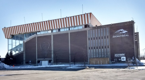 the Montreal Hippodrome
