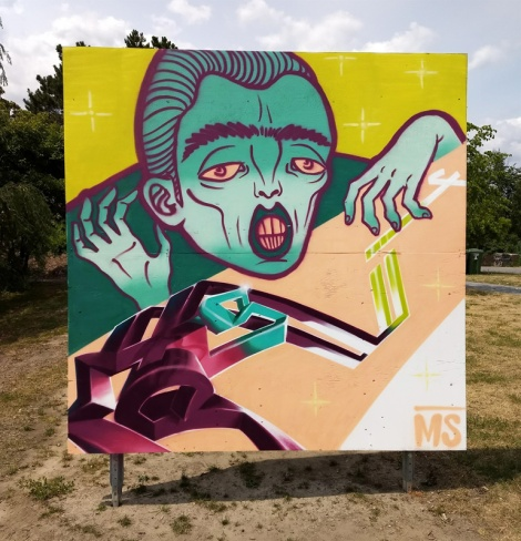 Mono Sourcil's contribution to the 2018 edition of the Estival de Canes