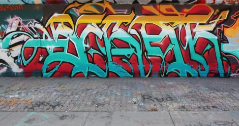 Serak at the PSC legal graffiti wall