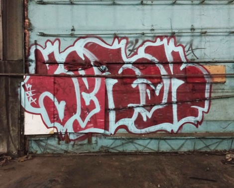 throw by Serak found in an abandoned building