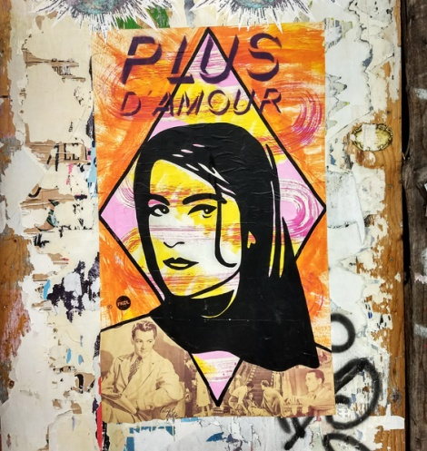 poster by FKDL in the Plateau