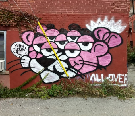 Germdee piece in Hochelaga