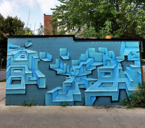LP Montoya wall in Petite-Patrie