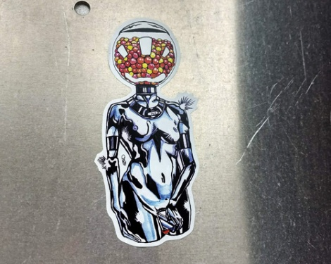 sticker by Jest