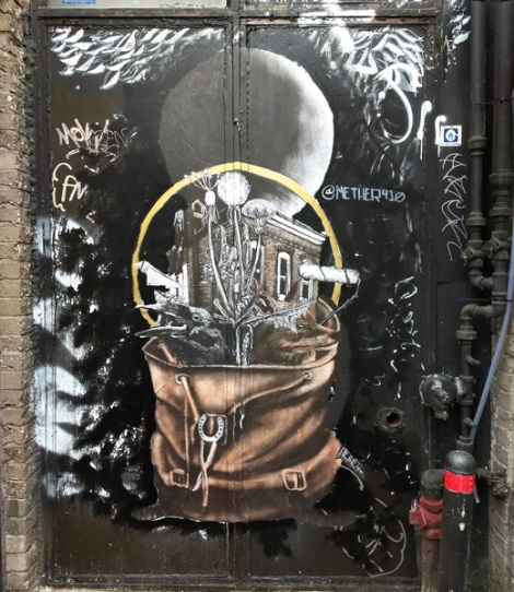 wheatpaste by Nether410 in the Plateau