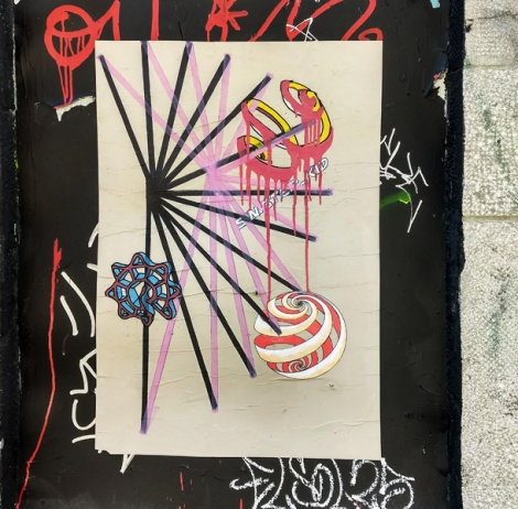 poster by Sinister Kid in the Plateau
