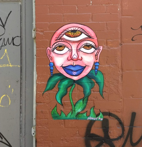 wheatpaste by Sloast in the Plateau