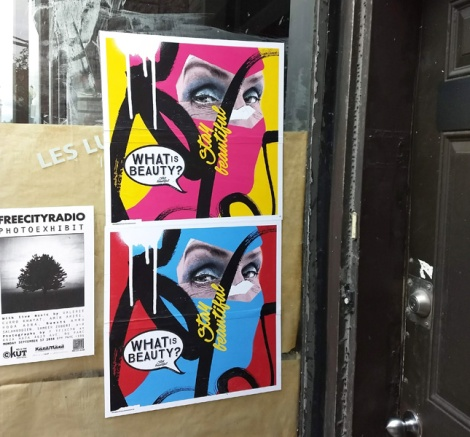 posters by Stay Beautiful in the Plateau