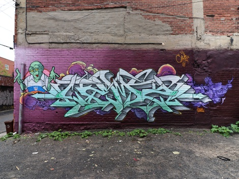 Cemz in Mile End