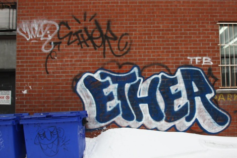 throw by Ether