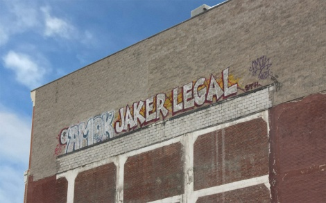 Amok, Jaker and Legal in the Plateau following the demolition of an abandoned school