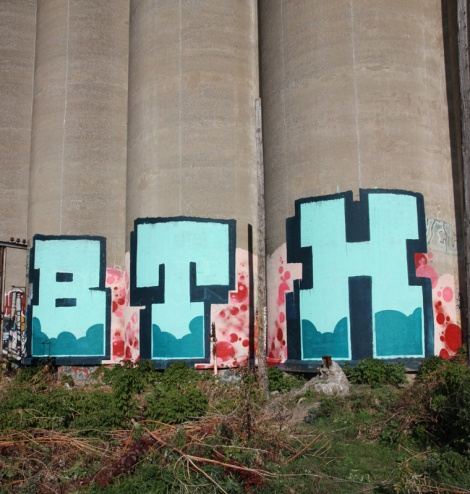 Legal and Jaker for BTH on the abandoned Canada Malting