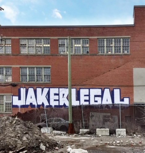 Jaker and Legal roller in the South West