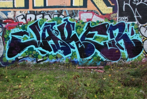 trackside piece by Jaker