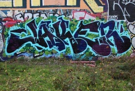 trackside piece by Jaker