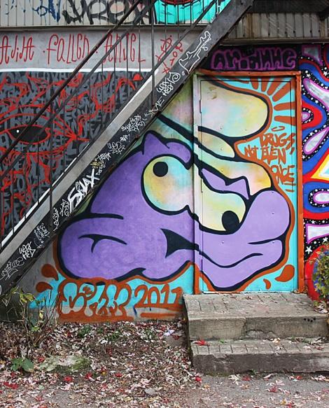 Germdee in Akira's Alley
