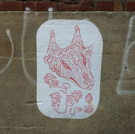 paste-up by Eli Howey