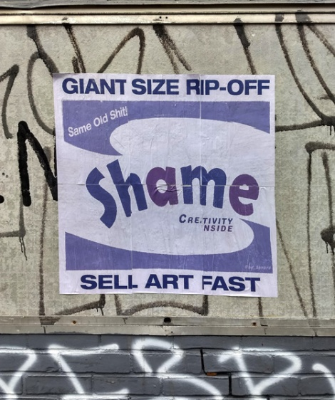 poster from Shame