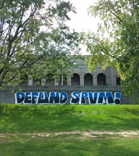 Drug Prophets in Parc Jeanne-Mance