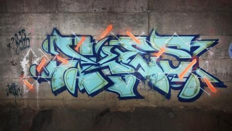 Ekes under the city