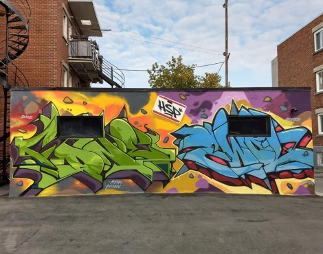 F.One and Ewol in Rosemont