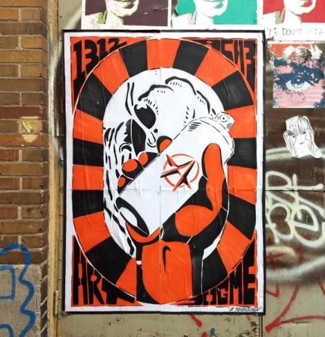 poster by le Pleurnicheur