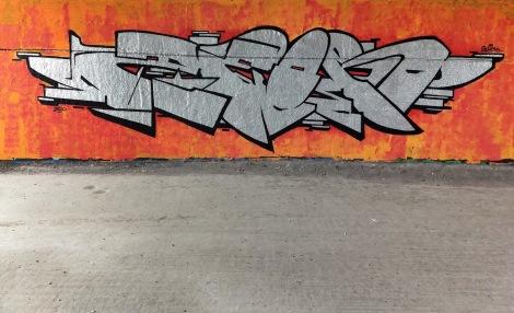 Zehok at the Papineau legal graffiti wall